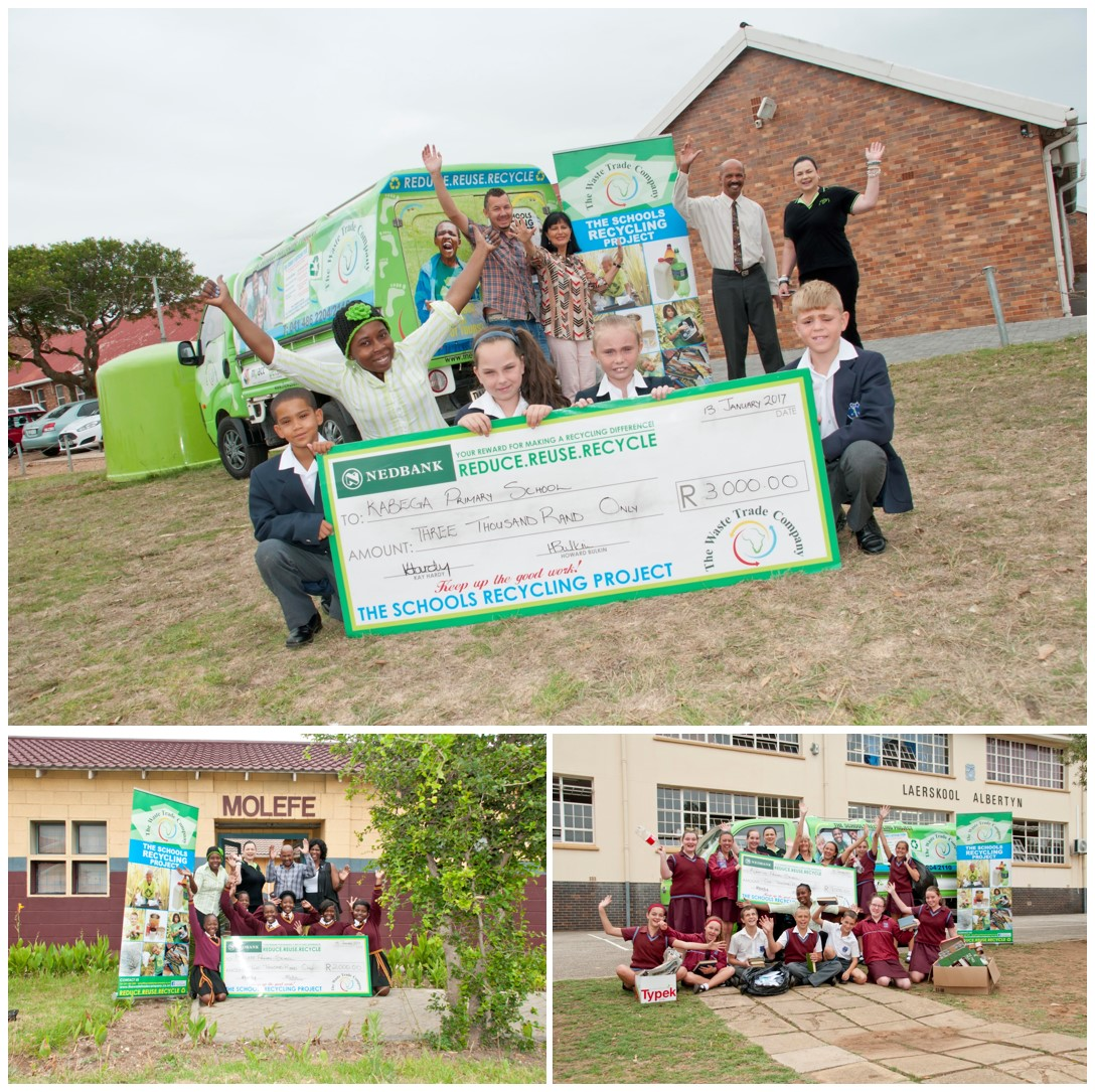 Tips from Nelson Mandela Bay Municipality's Top Recycling Schools