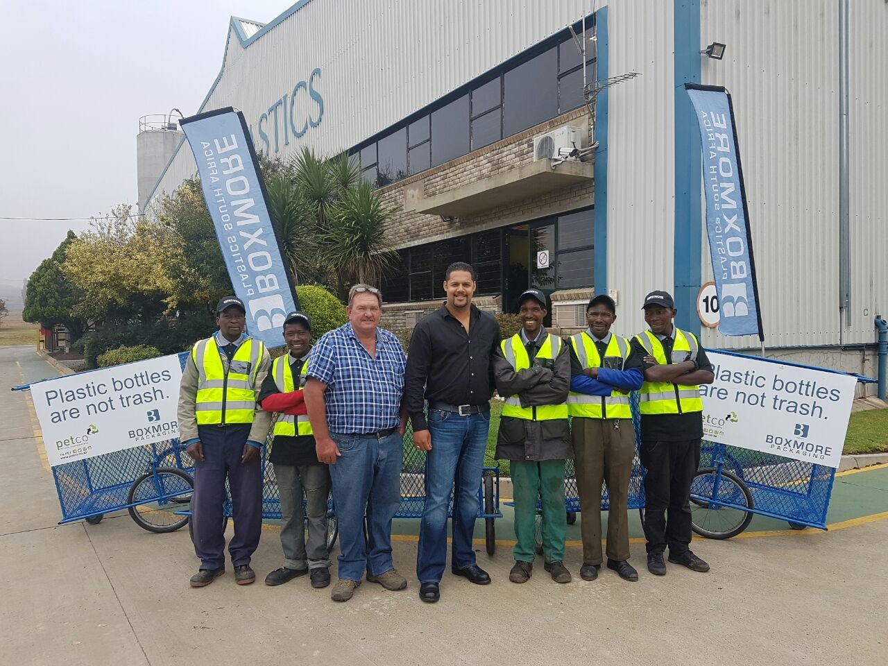 Joint venture between Boxmore and PETCO creates jobs and drives recycling