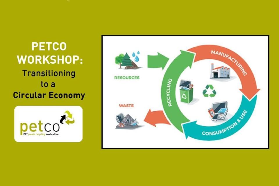 Upcoming Workshop – Transitioning to a Circular Economy in South Africa