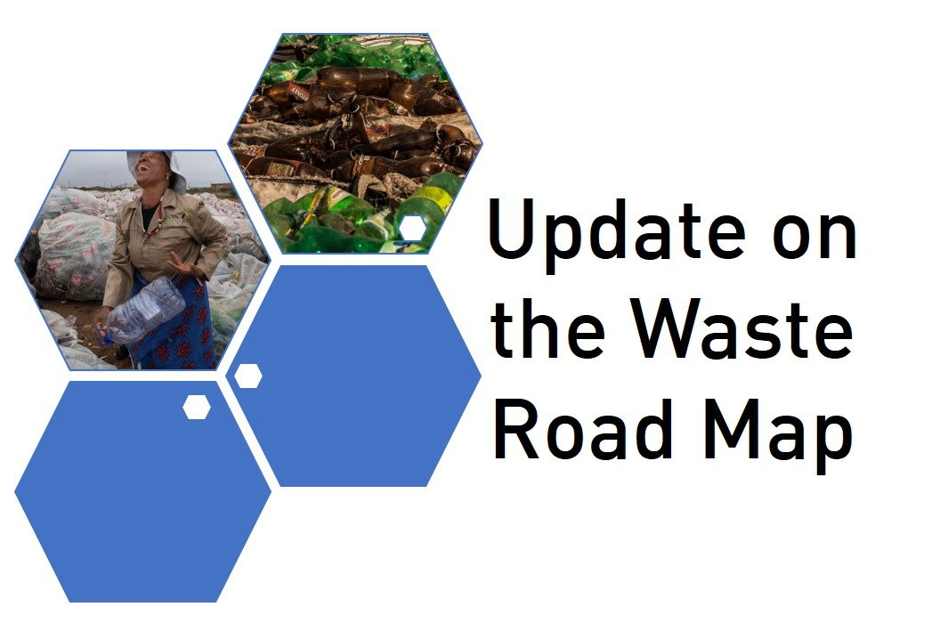 PETCO & Friends: Update on the Waste Road Map