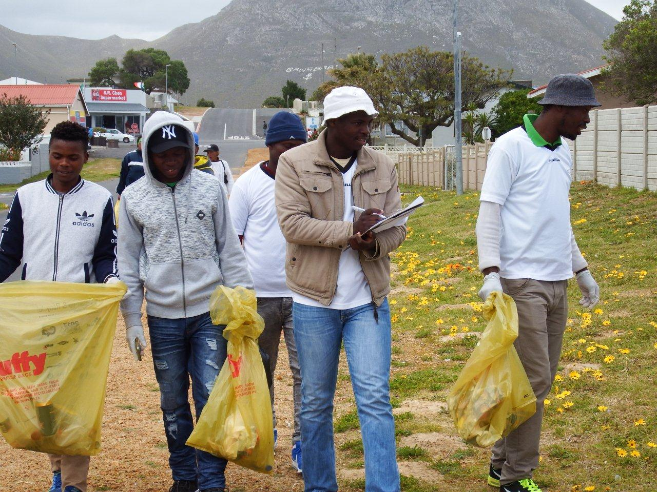 Guest blog: The Big Gansbaai Clean-Up
