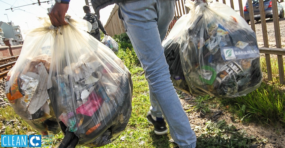 GET INVOLVED IN CLEAN UP AND RECYCLE WEEK. HERE'S HOW.