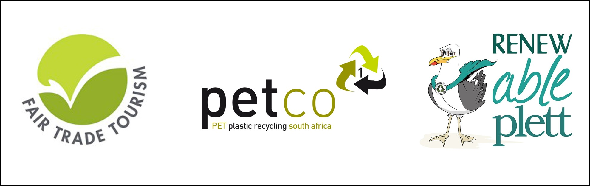 Fair Trade Tourism and PETCO present, 'No Time to Waste'.