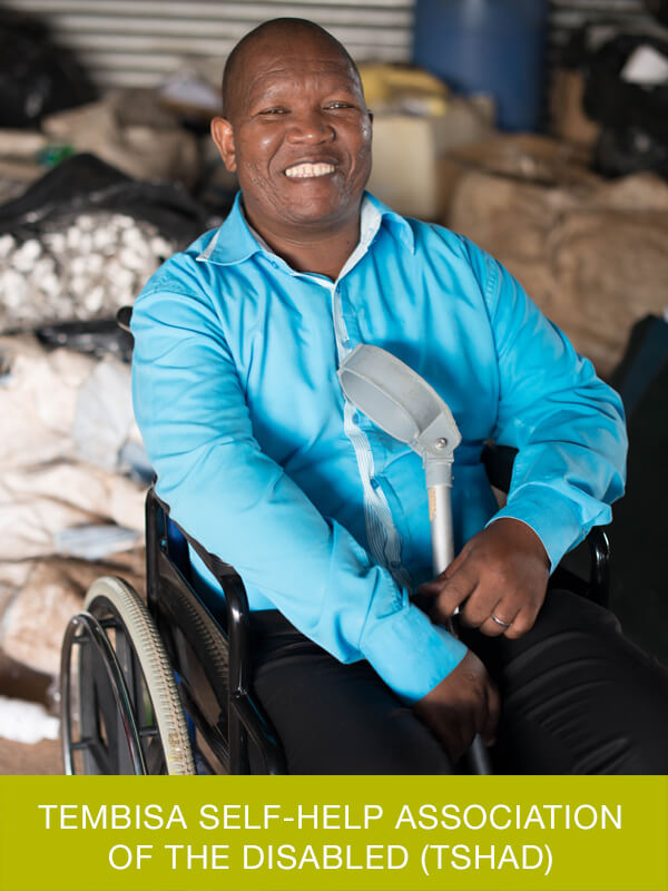 Tembisa Self-Help Association of the Disabled (TSHAD)