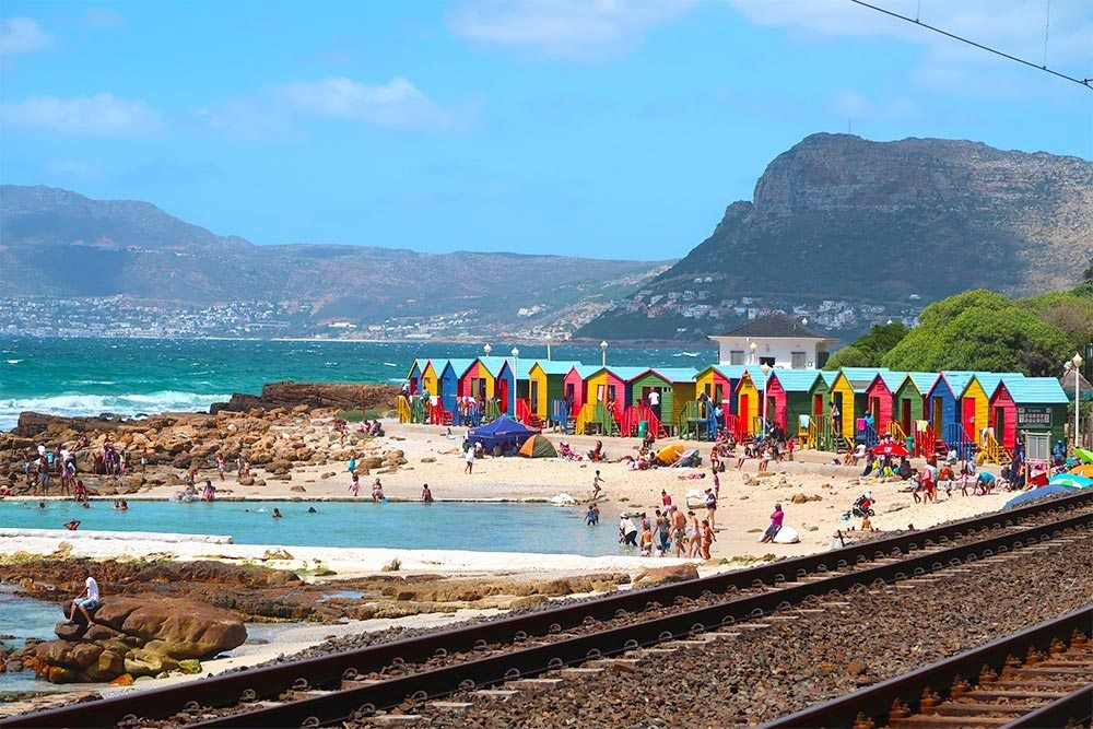 ST. JAMES TO MUIZENBERG TRAIN TRACK CLEANUP SUNDAY 18 AUGUST