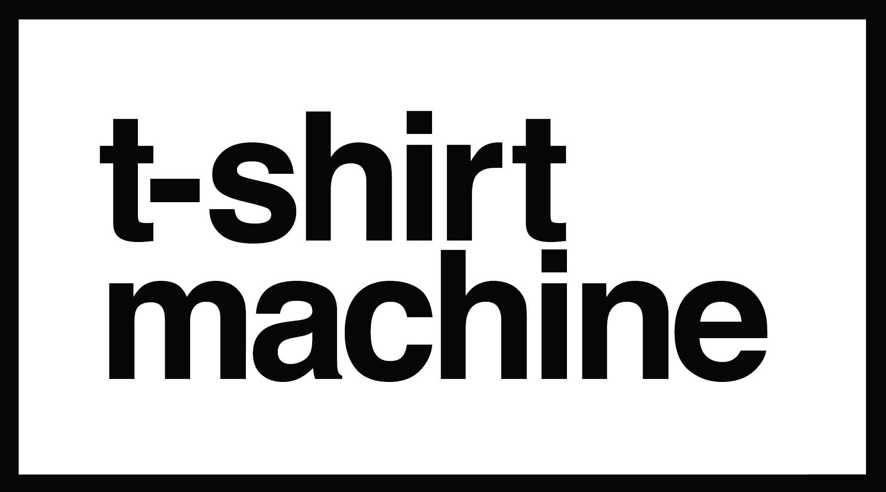 T-SHIRT MACHINE