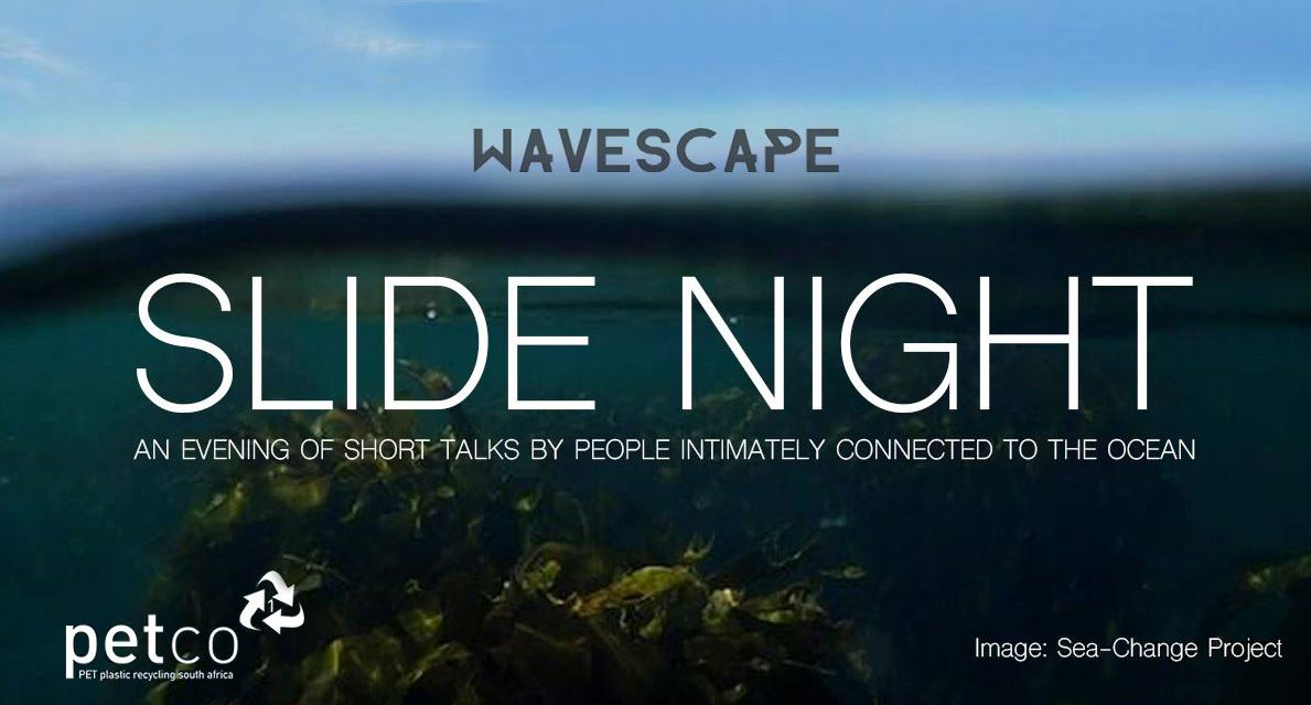 WAVESCAPE SLIDE NIGHT IN DURBAN