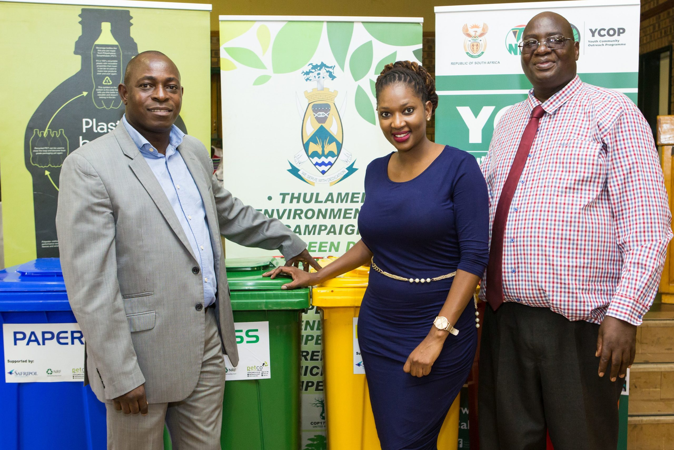 First of its kind recycling project launched in Limpopo