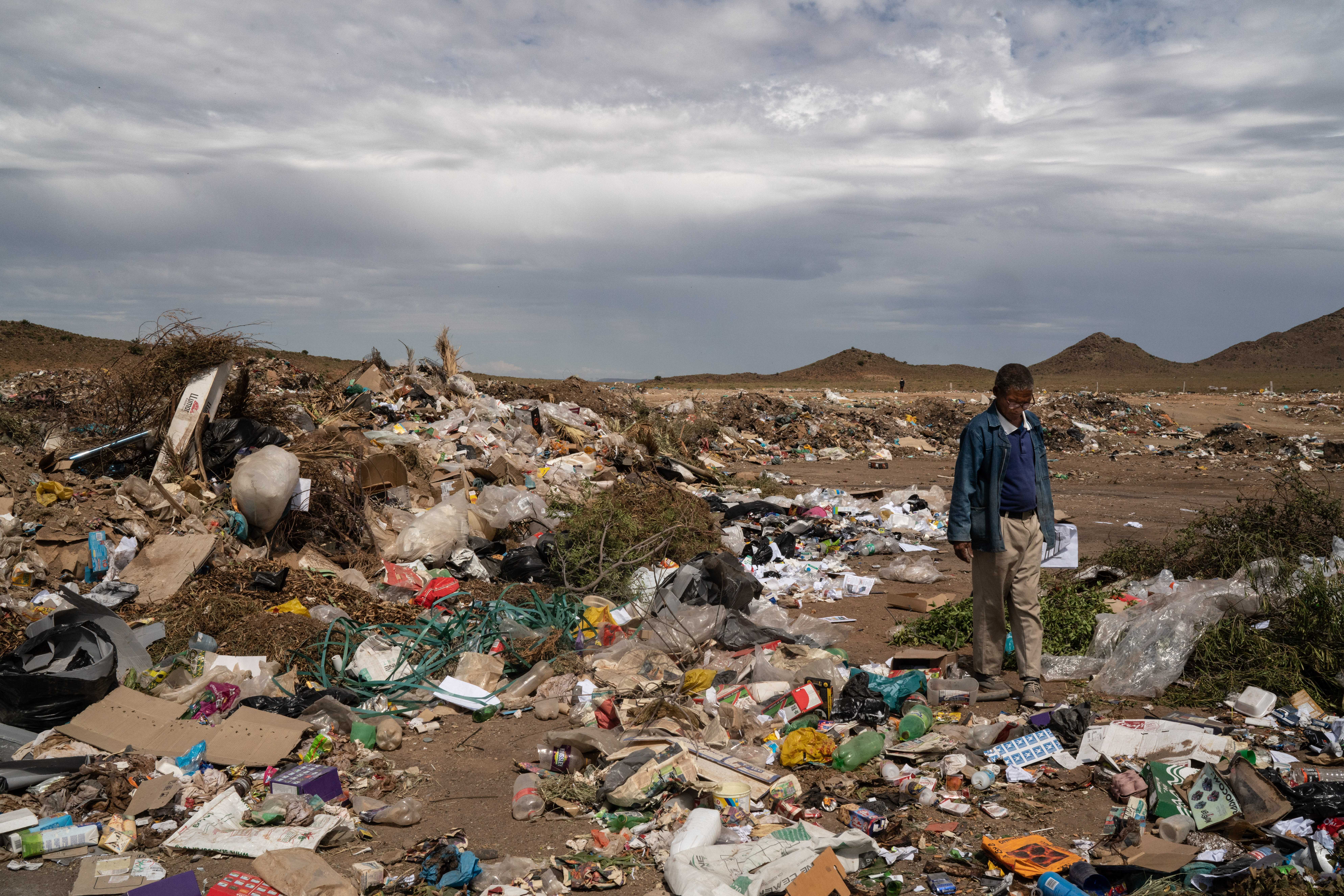 Back from the brink: SA's waste reclaimers tell of their lockdown relief