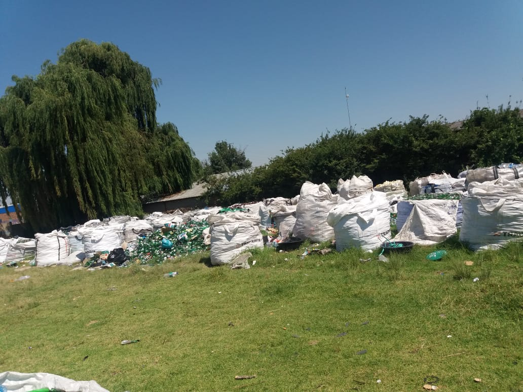 PETCO and SAFRIPOL continue to support Bophelo Recycling in 2020