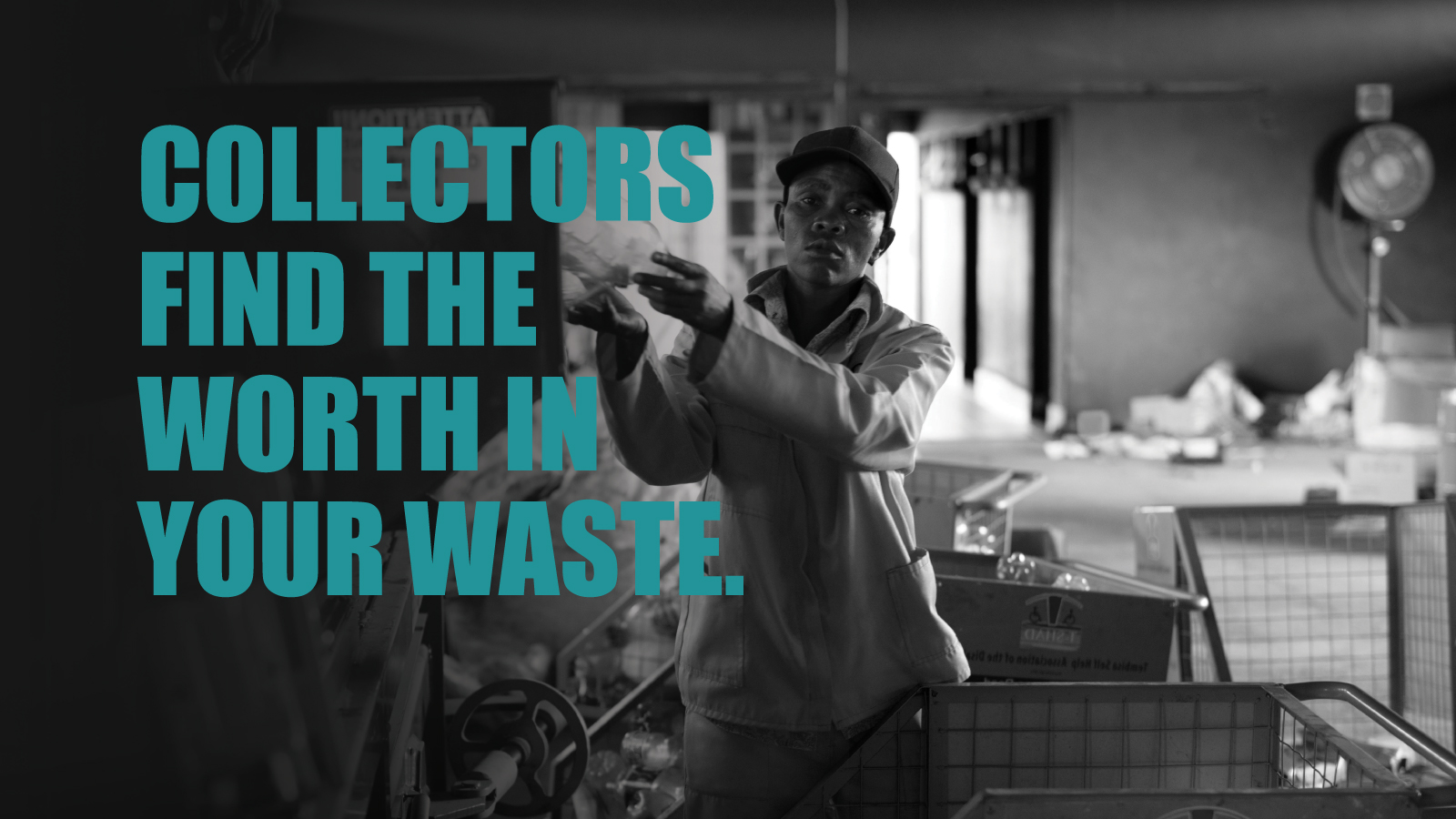 Collectors find the worth in your waste
