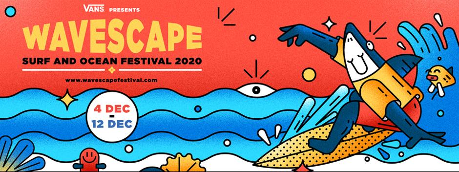 2020 Wavescape Surf & Ocean Festival