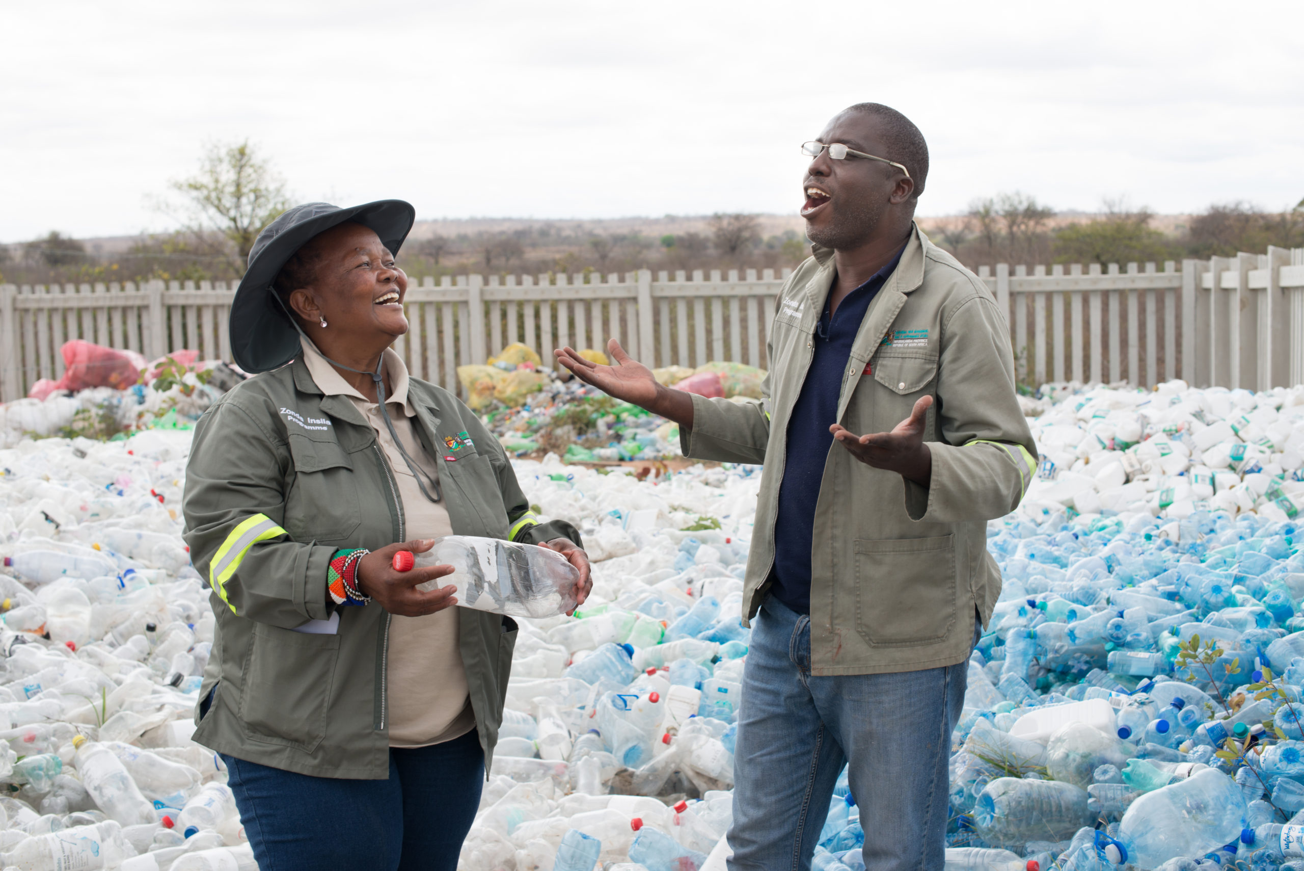 South Africa's 2021 recycling heroes announced