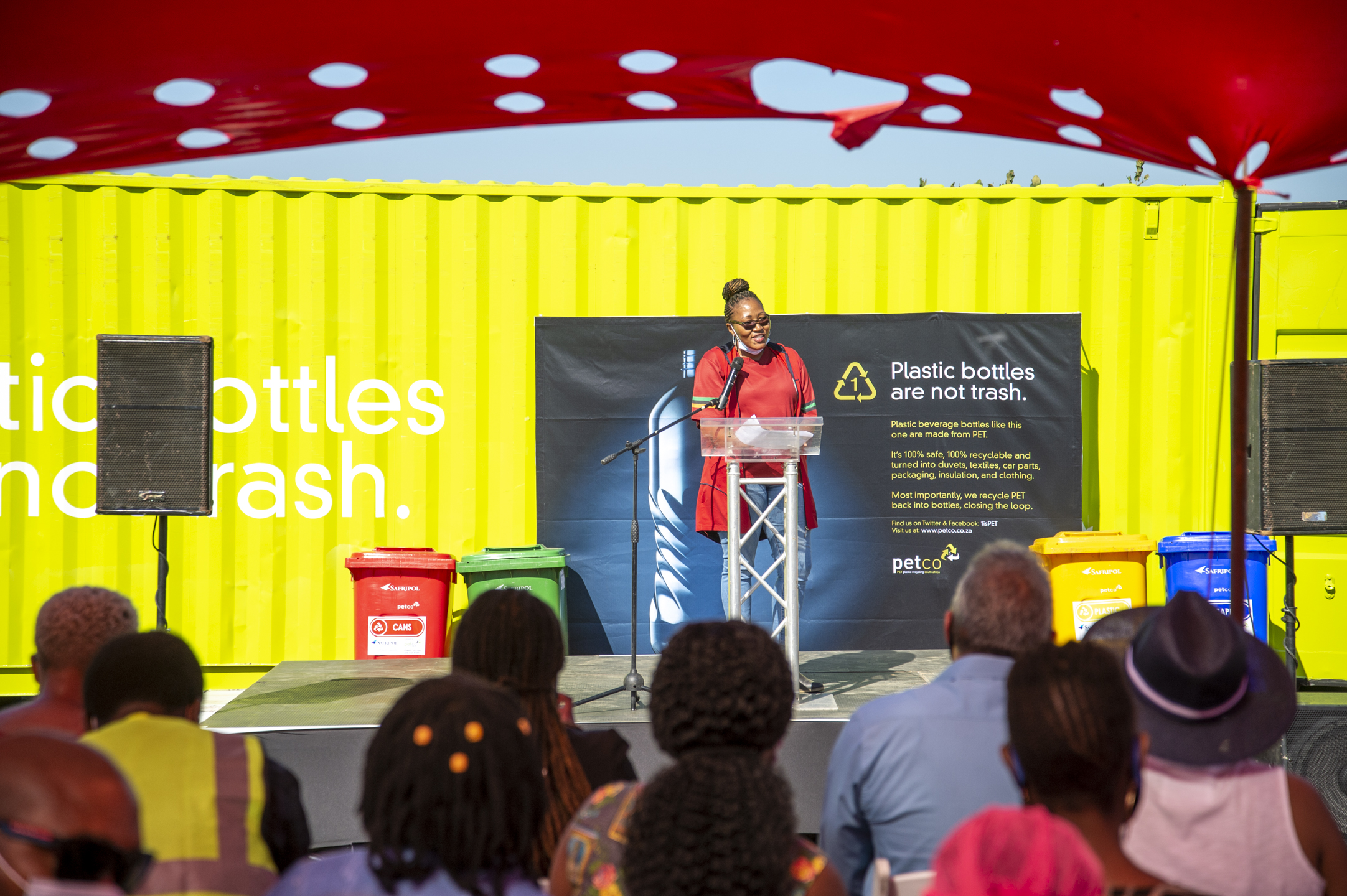 Unique recycling project gains national traction